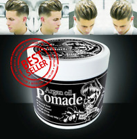 100g Strong Hold Hair Gel Wax For Men Long lasting Dry Stereotypes Hair Styling