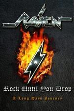 Raven - Rock Until You Drop-a Long Days Journey(2dvd) NEW DVD
