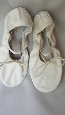 Bloch Dance Dansoft White Ballet Slipper Toddler/Little Kid 11.5 C3