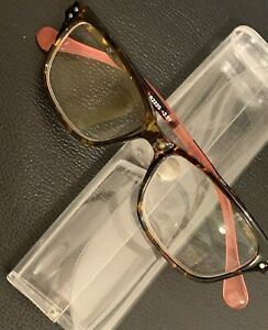 READING EYEGLASSES READERS OPTICAL GLASSES LIGHTWEIGHT FRAME TORTOISE PINK