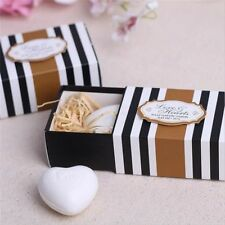 Cute Souvenir or GIft White Love Heart Soap Wedding Favors And Gifts