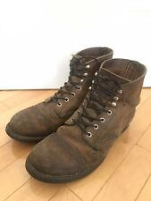 Red Wing Heritage Iron Ranger Hawthorne Muleskinner 8113 Leather Boots Size 9.5