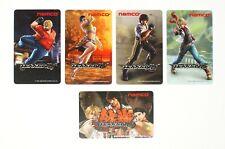 Namco Bandai Tekken 6 Arcade Memory Cards -  Single (1) Card