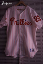 Vintage Philadelphia Phillies John Kruk 1992-1993 Home Baseball Jersey