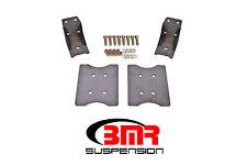 BMR Suspension TBR003, Torque Box Reinforcement Plate Kit, Lower Only
