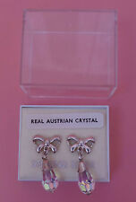 Silver Earring Vintage Fine Jewellery (1950s)