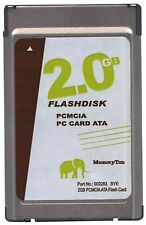 2GB Gigaram PCMCIA ATA Flash Memory (p/n ATA-2GB-MT)
