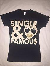 Single and Famous T-Shirt, Mc Lars and K. Flay, plus Bonus 2009 Cd
