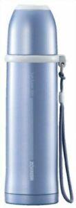 Zojirushi Stainless Vacuum Insulated Bottle 250ml 8.4Oz. SS-PCE25 Metallic Blue