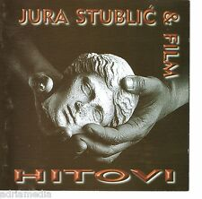 JURA STUBLIC & FILM CD Hitovi Chicago Ljubav je zakon Best Hrvatska Croatia Dom