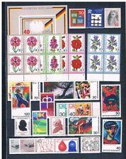 Nicht bestimmte postfrische Briefmarken aus der BRD (ab 1948) als Posten & Lots