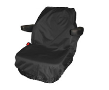 TOWN & COUNTRY Tractor Seat Cover - Large - Black - T2BLK