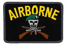 """US Army Airborne Patch (506) 4 1/2"""" x 3"""" Embroidered Patch 58928"""
