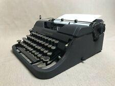 Underwood Universal Elliot Fischer Schreibmaschine portable typewriter USA