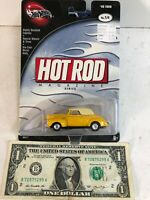 Hot Wheels: 100% Hot Wheels - Hot Rod Series - Yellow '40 Ford ~ 2002