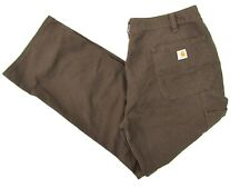 Carhartt Crawford Original Fit Pants Women's Double Front Stretch 102323