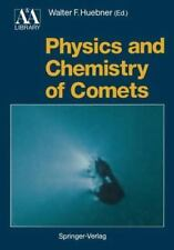 Physics and Chemistry of Comets (Astronomy and Astrophysics Library), , , Good,