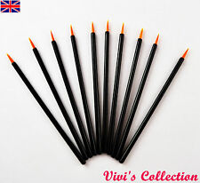 Disposable Eyeliner Wands Brushes Applicator Cosmetic Makeup Tools