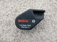 Bosch Torch For Cordless Drills Clip On 7.2 9.6 12 Volt 2609200171