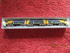 Vitrine Märklin 3462 Diesel MHI elektrische Lokomotive der Alaska-Railroad OVP