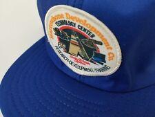 Vtg. Marrowbone Development Coal Co. Trucker's Mesh Snapback Hat! Louisville MFG