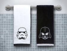 Star Wars DARTH VADER & STORMTROOPER HAND TOWEL SET - Star Wars Hand Towels