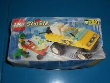VINTAGE 1998 LEGO SYSTEM 6325 TOWN SERIES PACKAGE PICK-UP 28 PCS MIB