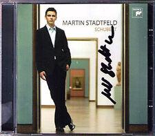 Martin STADTFELD Signiert SCHUBERT Piano Sonata D.960 894 CD Klaviersonaten SONY
