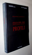 Profili ROMA 12 QUADRIENNALE ARTE CONTEMPORANEA 1950/90