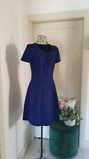 Cue Blue Business Casual Work City Dress 10