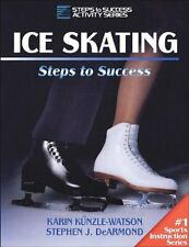 Ice Skating: Steps to Success (Steps to success activity series)-Karin Kunzle-W