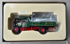 FODEN STEAM WAGON WITH TANK - IND COOPE  CORGI VINTAGE GLORY OF STEAM