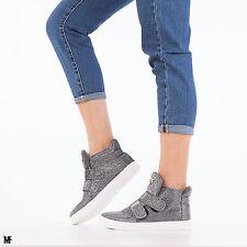 scarpe da ginnastica donna running fitness  sneakers glitter glitterate AN-50