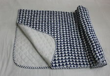 Hand Block Print Ac Quilts Cotton Dohar Twin Size Blanket Throw indian Cover