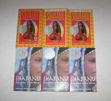 LOT OF 6 SHABANU SUZANNE FISHER STAPLES AR GUIDED READING TEACHER CLASS SET GC+