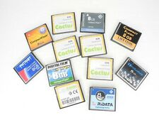 ADATA / RiDATA / Transcend / ProMaster 8GB CF Compact Flash Camera Memory Card