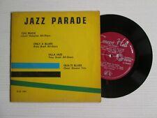 "V.A. Jazz Parade 7"" 45 GIRI ITALY LIONEL HAMPTON RUBY BRAFF TONY SCOTT NO LP"