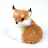 Plush Toy Interior Doll Home Decoration Christmas Gift Little Fox High Quality