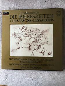 Haydn: The Season. Academy-Marriner Philips digital SEALED