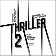City Of Prague Orchestra Nic Raine - Jerry Goldsmith: Thriller 2 (NEW CD)