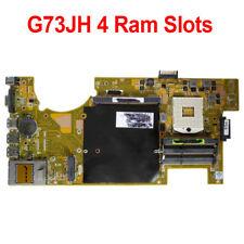 For Asus G73 G73J G73JH Motherboard 4 RAM Slots 60-NY8MB1200-B09 Mainboard HM55