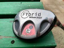 Wilson Staff Fybrid 19.5° degree. . .  Regular flex . .RH