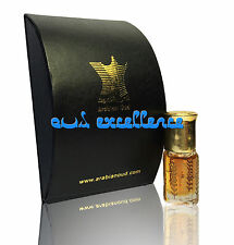 NEW Woody Intense 3ml Oil Based Attar by Arabian Oud - Concentrated Perfume Oudh