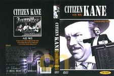 Citizen Kane (1941) - Orson Welles, Joseph Cotten, Dorothy Comingore  DVD NEW