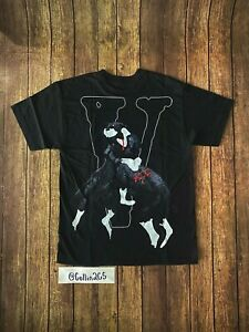 New VLONE x City Morgue Dogs Black T-shirt 100% Authentic Fast Free Shipping