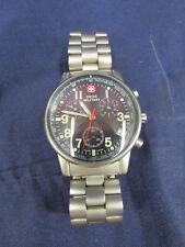 Swiss Military 536.0766 100M Chronograph Men's Watch