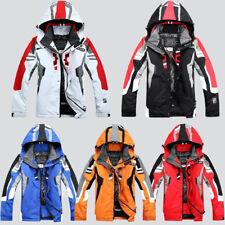 Men's Winter Ski Suit Jacket Waterproof Coat Snowboard Snowsuits Windproof Hot
