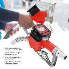 Digital Fuel Oil Kerosene Gasoline Nozzle With Flow Meter