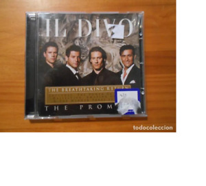 CD IL DIVO - THE PROMISE (D8)