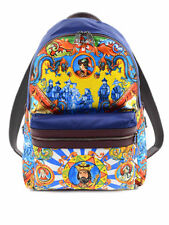 Dolce & Gabbana Zaino Fantasia Siciliana Backpack Sicily Fantasy Originale